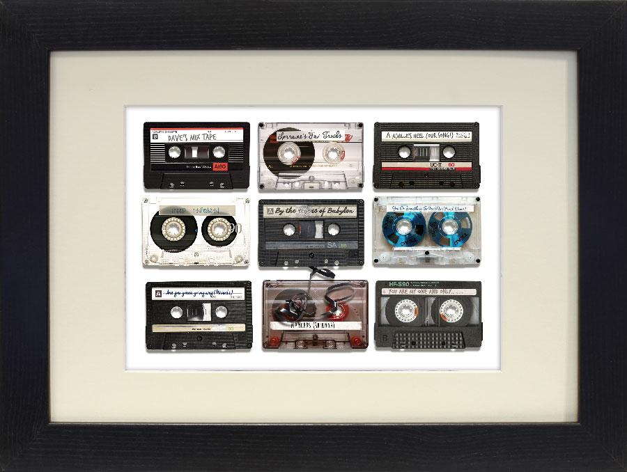 Yoofiti Personalised CassetteTapes
