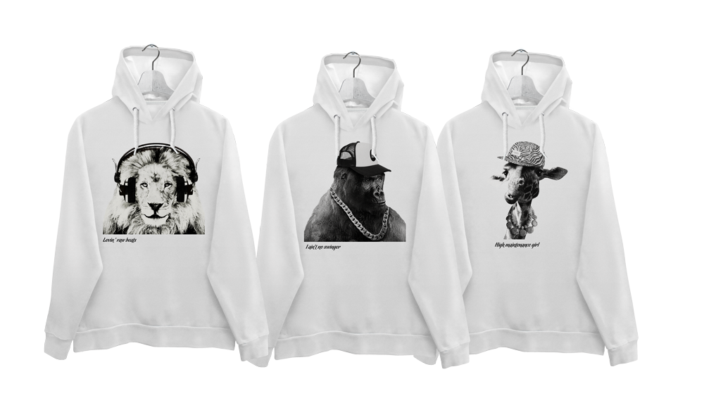 WildLife-Hoodies