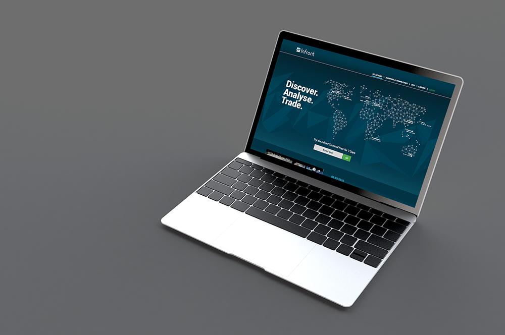 Infront web