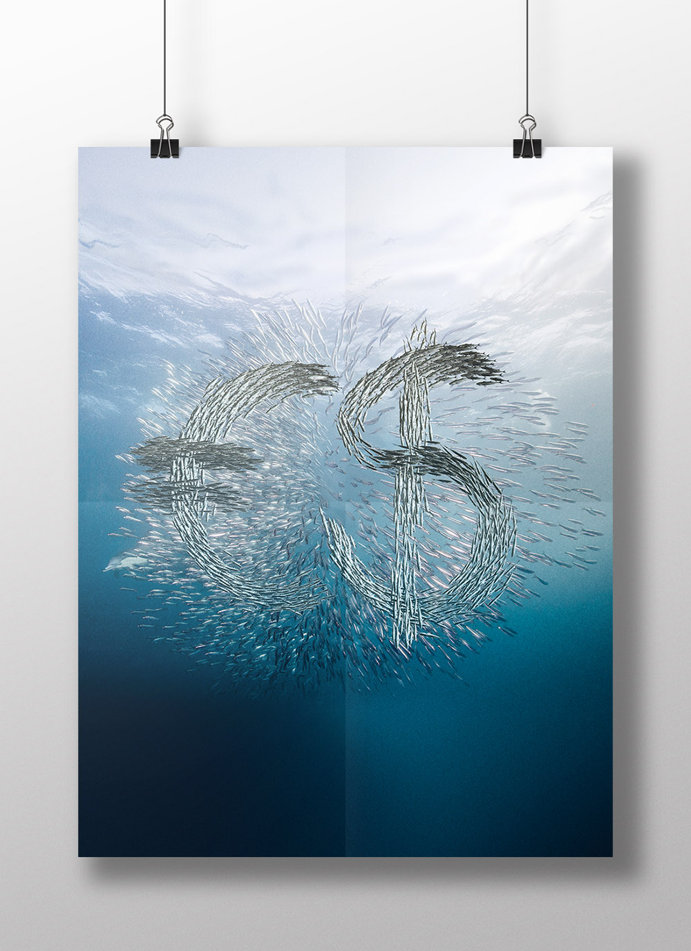 Sucden_fish_poster, Sucden Financial, Form Advertising, brand awareness, advertising, poster