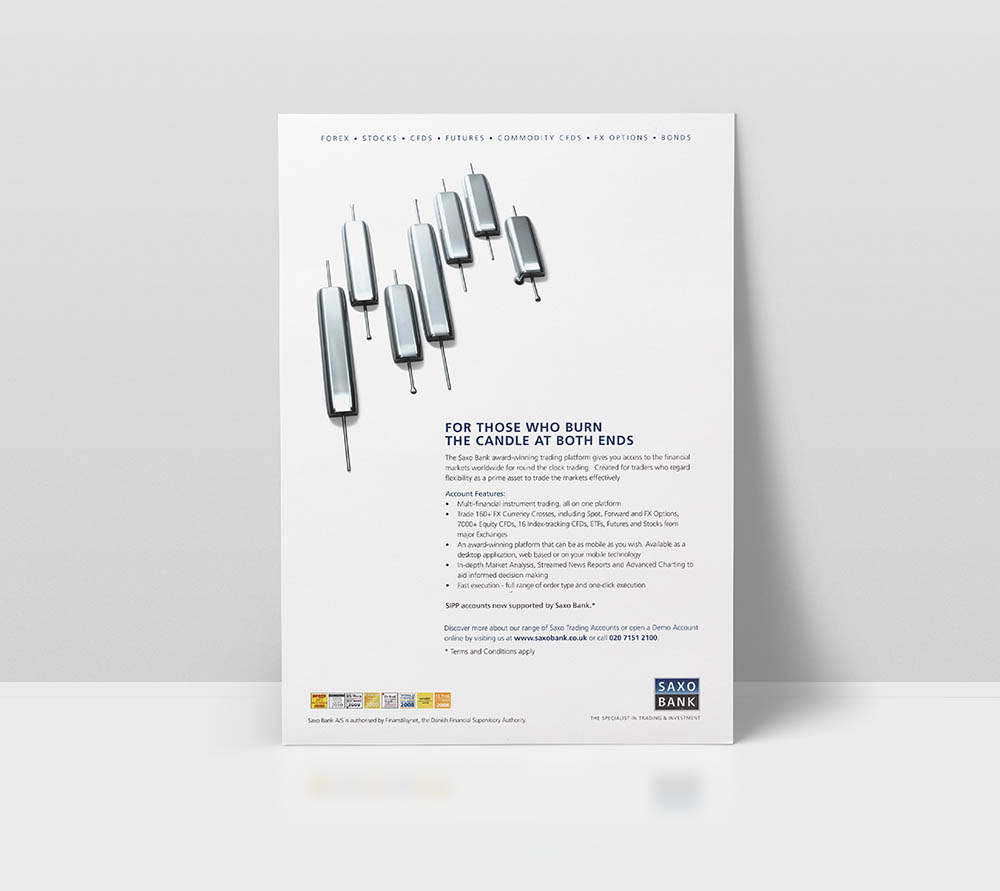 saxo_campaign4, advertising campaigns, Form Advertising, campaign, advert, Saxo Bank